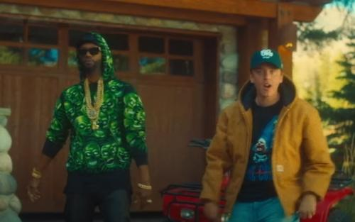 Watch: Juicy J shares '1995' video features Logic