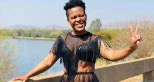 Watch: Male fan refuses to touch Zodwa Wabantu while performing