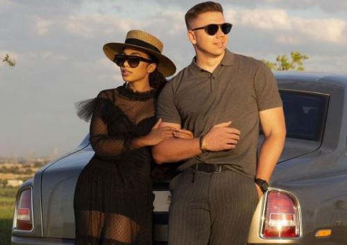 Amandu du-Pont and husband bag a new deal with Close-Up