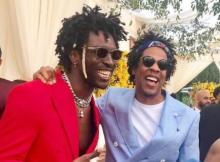 Kareem 'Biggs' Burke Signed SAINt JHN on JAY-Z's Advice