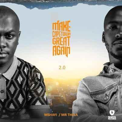 Mshayi & Mr Thela ft Senzo Afrika - Amandla