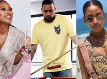 PHOTO: AKA - 'I only date trust fund babies'