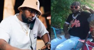 Photo: Check out DJ Maphorisa's look alike