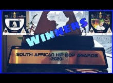 South African Hip Hop Award song collection