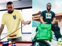 AKA reveals to pay Cassper Nyovest for the boxing match