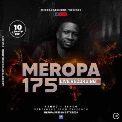 Ceega Wa Meropa - Meropa 175 Mix