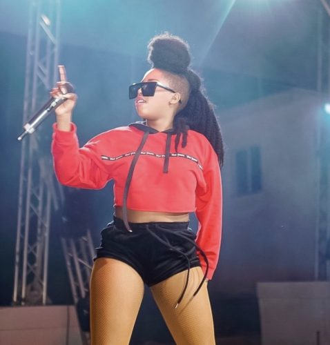 Gigi Lamayne finally opens a platform for upcoming rappers