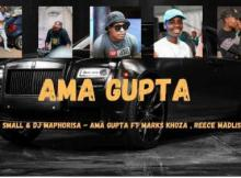 Kabza De Small & DJ Maphorisa - Ama Gupta (Live Mix)