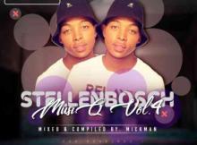 Mick-Man - StellenBosch MusiQ Vol.004