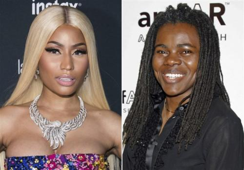 Nicki Minaj Accepts to Pay 0,000 to Tracy Chapman Copyright Case