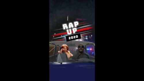 Skillz - Throw It In The Trash ( The 2020 Rap Up)