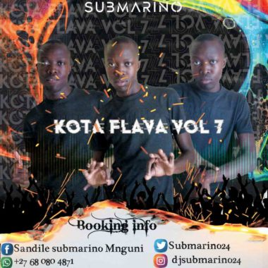 Submarino - Kota FlaVa Vol. 7