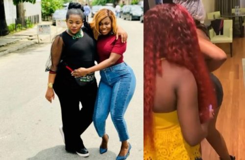 VIDEO: Niniola gushes over Busiswa's amazing weight loss and butt