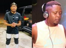 Wow! Master KG gifts DJ Ngwazi a new house and job