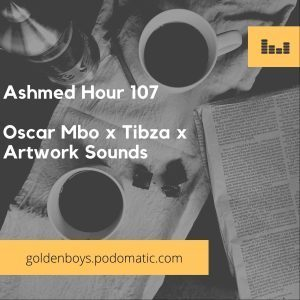 ARTWORK - Ashmed Hour 107 (Guest Mix)