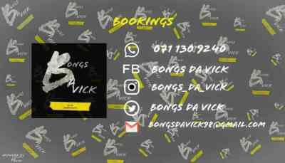 Bongs Da Vick - Do Better (Vocal Mix)