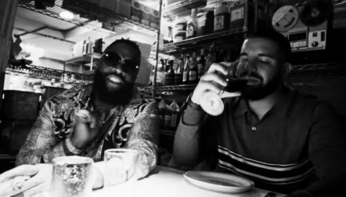 Chad Ochocinco Reveals A Drake & Rick Ross Album Is In The Works