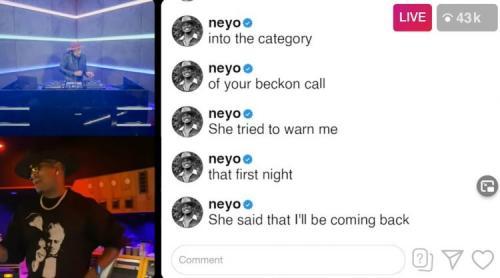 D-Nice ft Ne-Yo & Kent Jones - No Plans For Love