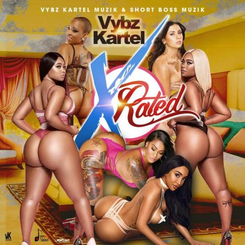 EP: Vybz Kartel - X-Rated
