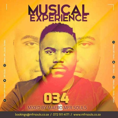 Maero Mfr Souls - Musical Experience 034 Mix