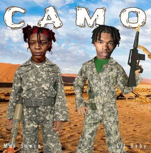 Mak Sauce ft Lil Baby - Camo
