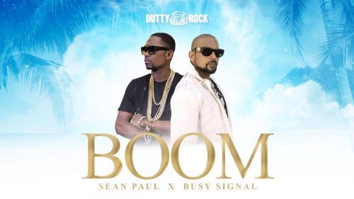 Sean Paul ft Busy Signal - Boom