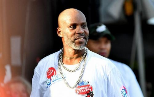 DMX Continues to Be on Life Support