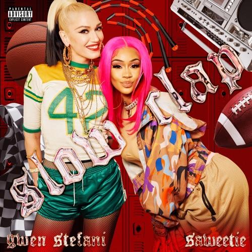 Gwen Stefani & Saweetie - Slow Clap