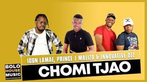 Icon Lamaf ft Prince J Malizo x Innovative Djz - Chomi Tjao
