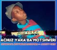 Seven Dayz ft Rottweiler, Makopoka & JaxCity Crew - Achuz Yaka Ba'Motshweri