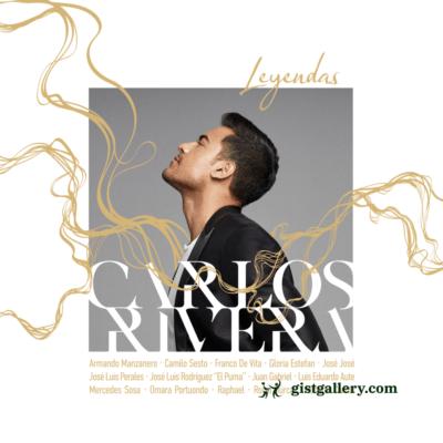 ALBUM: Carlos Rivera - Leyendas
