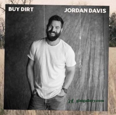 ALBUM: Jordan Davis - Buy Dirt