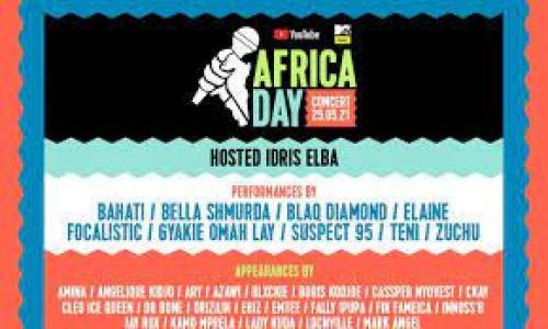 Blaq Diamond - Africa Day Concert 2021 (Live Performance)