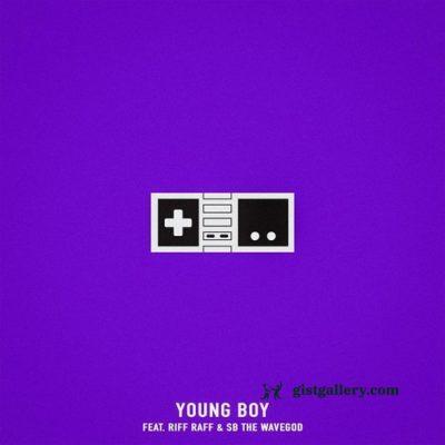 Chris Webby ft Riff Raff & SB The Wavegod - Young Boy