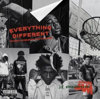 Culture Jam ft Wave & YoungBoy Never Broke - EVERYTHING DIFFERENT