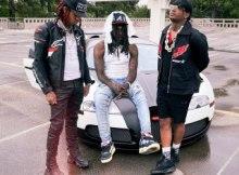 Lil Gnar ft Ski Mask The Slump God, Chief Keef & DJ Scheme - New Bugatti