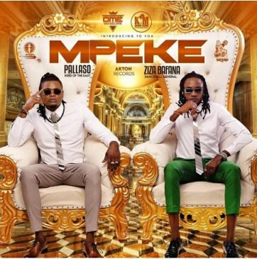 Pallaso ft Ziza Bafana - MPEKE