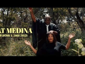 Pat Medina ft Mr Brown & Zanda Zakuza - Morena