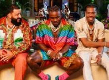 (Video) DJ Khaled ft Post Malone, Megan Thee Stallion, Lil Baby, DaBaby - I DID IT