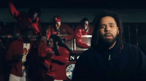 Watch: J. Cole - a m a r i