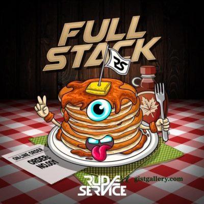 ALBUM: Rude Service - Full Stack