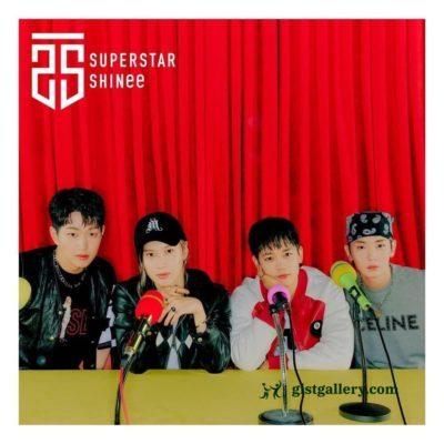 ALBUM: SHINee - SUPERSTAR