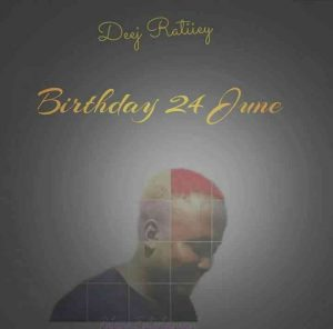 EP: Ratiiey Entertainment - Deej Ratiiey Birthday Package