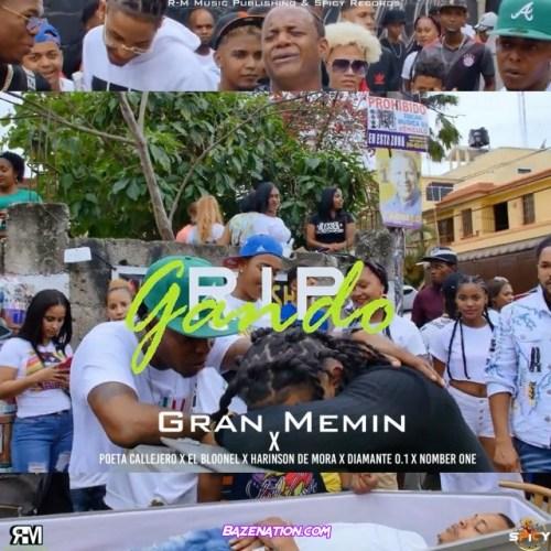 Gran Memin ft Poeta Callejero, El Bloonel, Harison De Mora, Diamante 0.1 & Nomber One - Rip Gando