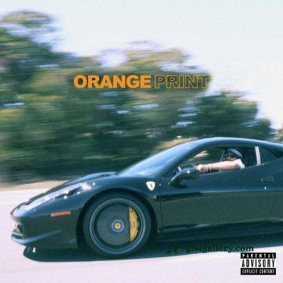 Larry June - Escrows And Orange Juice