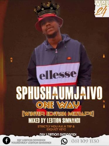 Lebtiion Simnandi - SphushaUmjaivo_OneWay Vol.24 Mix (Strictly MDU a.k.a TRP & Exquizt Keys)