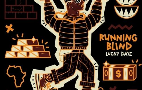 """Lucky Daye - Running Blind (From """"Liberated / Music For the Movement Vol. 3"""")"""