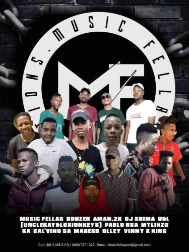 Music Fellas Prods - Fellas Friday Album (June Edition)