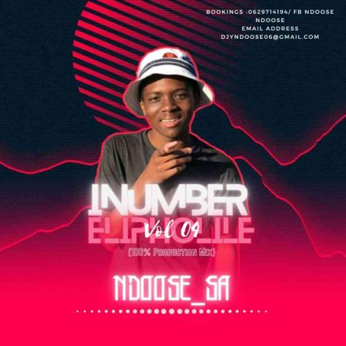 Ndoose SA - iNumber Elipholile Vol. 04 (ProductionMix)