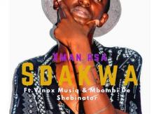 Xman ft Vinox Musiq & Mbombi de shebinator - Sdakwa